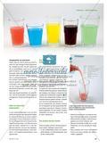 Softdrinks – süße Verführung: Inhaltsstoffe in Getränken untersuchen und selbst einen Softdrink herstellen Preview 2