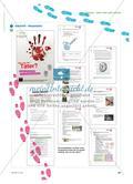 Wer war der Täter? - Planung einer großen Unterrichtseinheit zum genetischen Fingerabdruck Preview 2