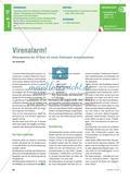 Virenalarm! - Wirkungsweise der HI-Viren mit einem Rollenspiel veranschaulichen Preview 1