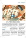 Neverendingcards im Unterricht - Die Klappkarte zur Buchvorstellung nutzen Preview 2