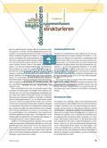"""""""Inhalte"""" bewältigen - Gedanken zu einem nur scheinbar leichten unterrichtlichen Arbeitsbereich Preview 2"""