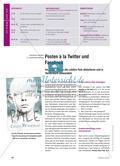 Posten à la Twitter und Facebook - Im Online-Forum die Lektüre Pale diskutieren und in Twitterature umwandeln Preview 1