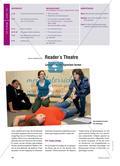 Reader's Theatre - Lesend leichter Sprechen lernen Preview 1