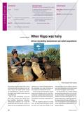 When Hippo was hairy - African storytelling kennenlernen und selbst ausprobieren Preview 1
