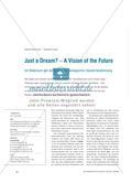 Just a Dream? – A Vision of the Future: Ein Bilderbuch gibt den Impuls zur ökologischen Standortbestimmung Preview 1