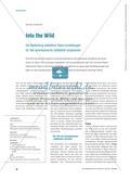 Into the Wild - Die Bedeutung kollektiver Naturvorstellungen für das amerikanische Selbstbild analysieren Preview 1