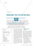 Telling Tales: Poe's The Tell-Tale Heart - Learning with and from Peers in the Literature Classroom Preview 1
