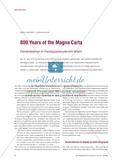 800 Years of the Magna Carta - Demokratielernen im Fremdsprachenunterricht fördern Preview 1