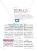 Berufliche Vorteile des Französischlernens Preview 1