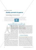 Friedenserziehung im Französischunterricht Preview 1