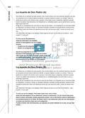 Investigar un crimen - Interaktive Krimirätsel zur Förderung der kommunikativen Kompetenz Preview 9