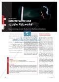 Internetsucht und soziale Netzwerke - Zusammenhänge in einer Strukturierten Kontroverse diskutieren Preview 1