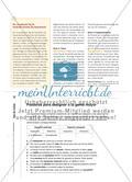 Solidarität zwischen den Generationen - Eine Lernaufgabe im Spanischunterricht Preview 3