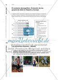 Solidarität zwischen den Generationen - Eine Lernaufgabe im Spanischunterricht Preview 4