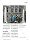 Estatuas de Madrid - Eine Zuordnungsaufgabe zum Kennenlernen und Wiedererkennen Preview 2
