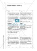 Estatuas de Madrid - Eine Zuordnungsaufgabe zum Kennenlernen und Wiedererkennen Preview 5