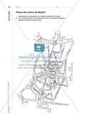 Estatuas de Madrid - Eine Zuordnungsaufgabe zum Kennenlernen und Wiedererkennen Preview 7