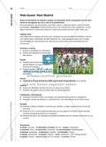 Una ciudad, dos grandes equipos - Ein Webquest zu Real Madrid und Atlético Madrid Preview 5