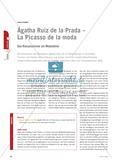 Ágatha Ruiz de la Prada – La Picasso de la moda: Das Klassenzimmer als Modeatelier Preview 1