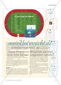 """Mente sana en cuerpo sano - """"Sport"""" im Spanischunterricht Preview 6"""