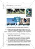 Jóvenes y deportes urbanos - Eine Lernaufgabe im Spanischunterricht Preview 4