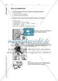 Amores de rellano - Literarästhetisches Lernen mit einer Comic-Kurzgeschichte Preview 10