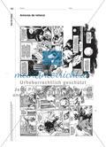 Amores de rellano - Literarästhetisches Lernen mit einer Comic-Kurzgeschichte Preview 3