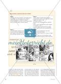 Amores de rellano - Literarästhetisches Lernen mit einer Comic-Kurzgeschichte Preview 5