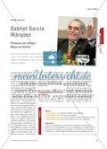 Gabriel García Márquez - Phantasie und Literatur, Magie und Realität Preview 1