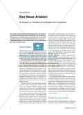 Das Neue Arabien - Mit Strategien der Faszination die Abhängigkeit vom Öl überwinden Preview 1