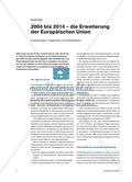 2004 bis 2014 – die Erweiterung der Europäischen Union: Entwicklungen, Ergebnisse und Perspektiven Preview 1