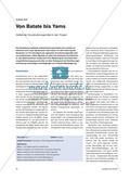 Von Batate bis Yams - Vielfalt der Grundnahrungsmittel in den Tropen Preview 1