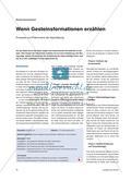 Wenn Gesteinsformationen erzählen - Prozesse und Phänomene der Alpenfaltung Preview 1