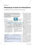 Mittelgebirge: Produkte der Plattentektonik Preview 1