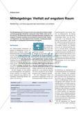 Mittelgebirge: Vielfalt auf engstem Raum - Reliefformen und Nutzungsmerkmale beschreiben und erklären Preview 1