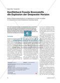 Konfliktherd Fossile Brennstoffe: die Explosion der Deepwater Horizon Preview 1