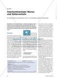 Interkontinentaler Waren- und Güterverkehr Preview 1