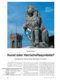 Kunst oder Herrschaftssymbole? - Die Skulpturen auf der Piazza della Signoria in Florenz Preview 1