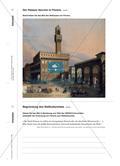 Kunst oder Herrschaftssymbole? - Die Skulpturen auf der Piazza della Signoria in Florenz Preview 5