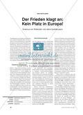 Der Frieden klagt an: Kein Platz in Europa! - Erasmus von Rotterdam und seine Querela pacis Preview 1