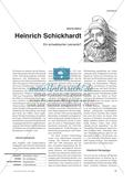 Heinrich Schickhardt - Ein schwäbischer Leonardo? Preview 1
