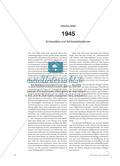 1945 - Schauplätze und Schlüsselsituationen Preview 1