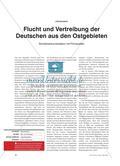 Flucht und Vertreibung der Deutschen aus den Ostgebieten Preview 1