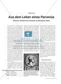 Aus dem Leben eines Parvenüs - Petronius' Gastmahl des Trimalchio als literarische Quelle Preview 1