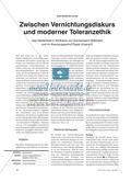 Zwischen Vernichtungsdiskurs und moderner Toleranzethik Preview 1