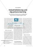 Industrialisierung und big-picture-learning Preview 1