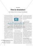 Vive la révolution! - Zum Umgang mit einem schwierigen Deutungsbegriff Preview 1
