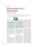 Märchenspione und Erzählerglück: Ein Erzählprojekttag in Hannover Preview 1