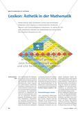 Lexikon: Ästhetik in der Mathematik Preview 1