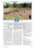 Mit Sanddämmen dem Klimawandel trotzen - Schuleigene Entwicklungsprojekte in Afrika helfen, Wasser zu speichern Preview 3